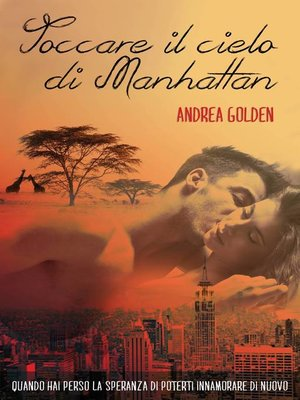 cover image of Toccare il cielo di Manhattan