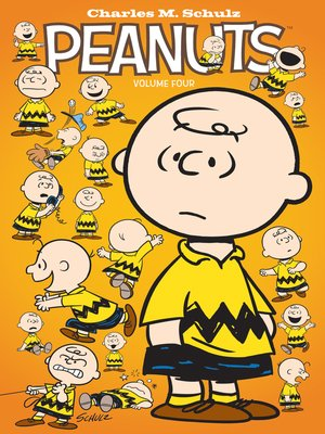 cover image of Peanuts (2012), Volume 4