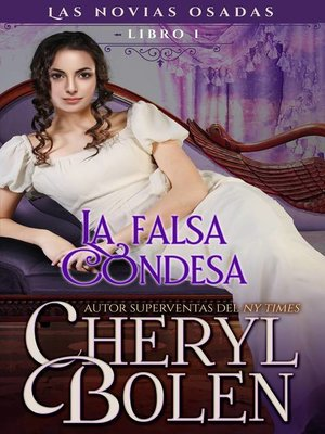 cover image of La falsa condesa
