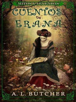 cover image of Cuentos de Erana mitos y leyendas