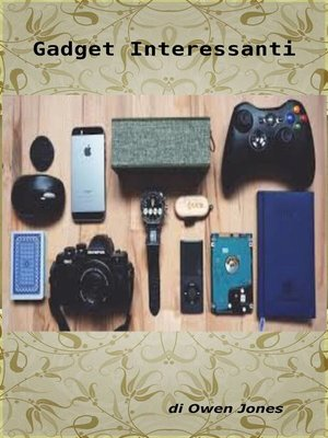 cover image of Gadget Interessanti