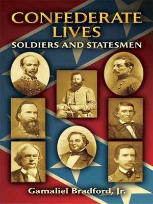 cover image of Confederate Lives