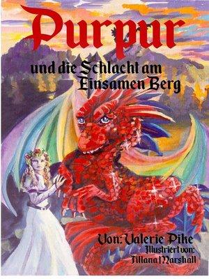 cover image of Crimson und die Schlacht am Einsamen Berg