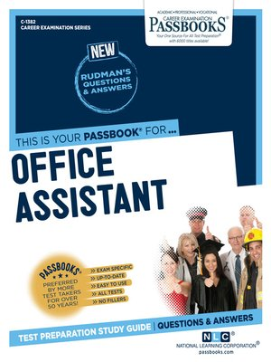 cover image of Office Assistant