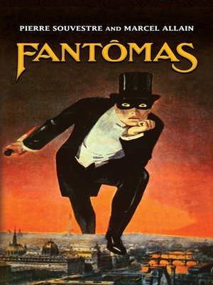 cover image of Fantômas