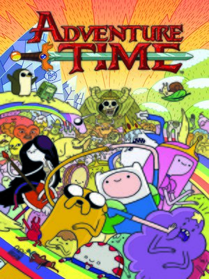 cover image of Adventure Time (2012), Volume 1