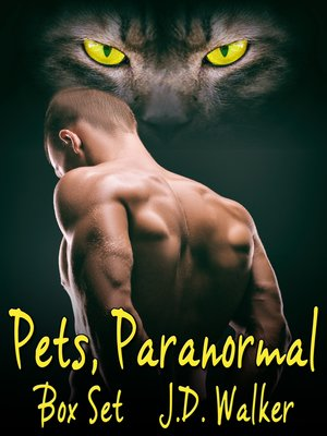 cover image of Pets, Paranormal Box Set