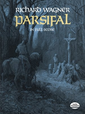 cover image of Parsifal in Full Score