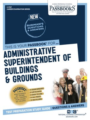 cover image of Administrative Superintendent of Buildings & Grounds