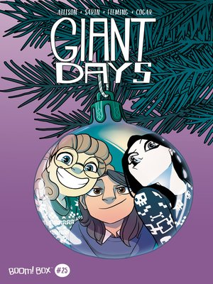 cover image of Giant Days (2015), Issue 25