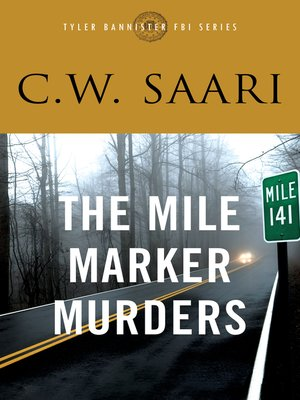 cover image of The Mile Marker Murders