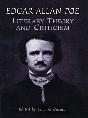 cover image of Literary Theory and Criticism