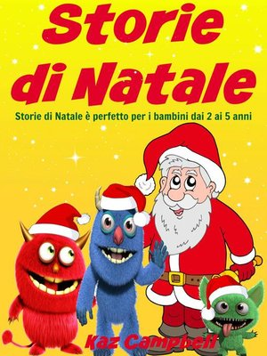 cover image of Storie Di Natale