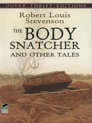 cover image of The Body Snatcher and Other Tales