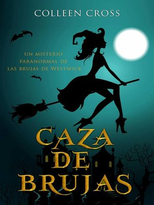 cover image of Caza de brujas