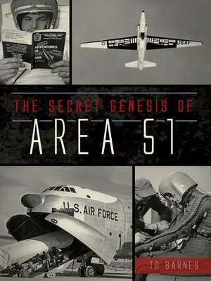 cover image of The Secret Genesis of Area 51
