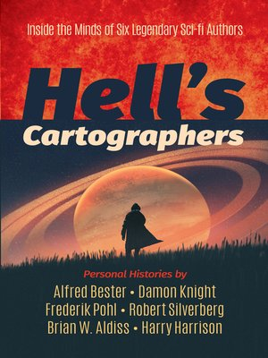 cover image of Hell's Cartographers
