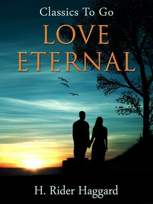 cover image of Love Eternal