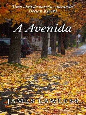 cover image of A Avenida