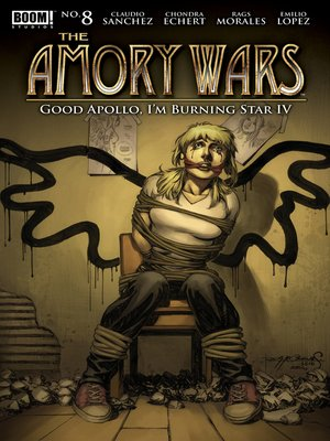 cover image of The Amory Wars: Good Apollo, I'm Burning Star IV, Issue 8