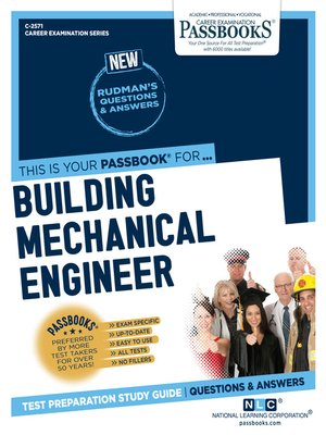 cover image of Building Mechanical Engineer
