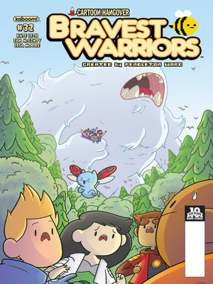 cover image of Bravest Warriors (2012), Issue 32