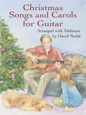 cover image of Christmas Songs and Carols for Guitar