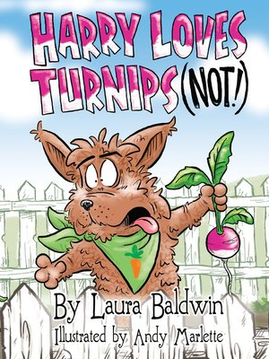 cover image of Harry Loves Turnups (Not!)
