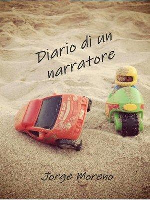 cover image of Diario di un narratore