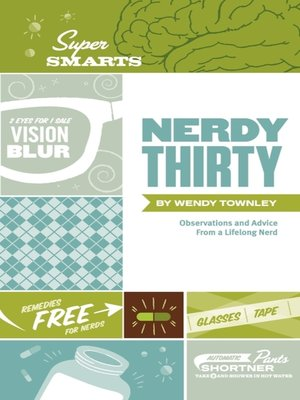 cover image of Nerdy Thirty
