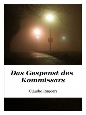 cover image of Das Gespenst des Kommissars