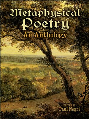 cover image of Metaphysical Poetry