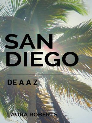 cover image of San Diego de a a Z
