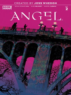cover image of Angel (2019), Issue 2