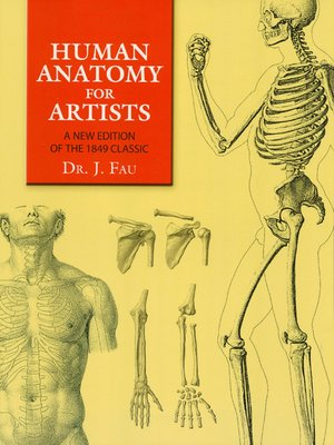Human anatomy for artists by j fau overdrive rakuten overdrive human anatomy for artists fandeluxe Choice Image