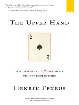 Henrik fexeus the art of reading minds
