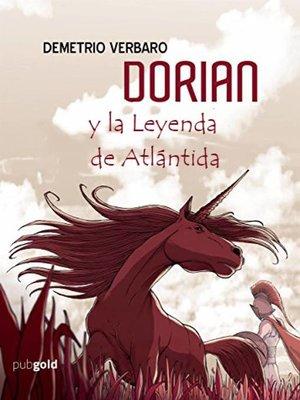 cover image of Dorian y la Leyenda de Atlántida