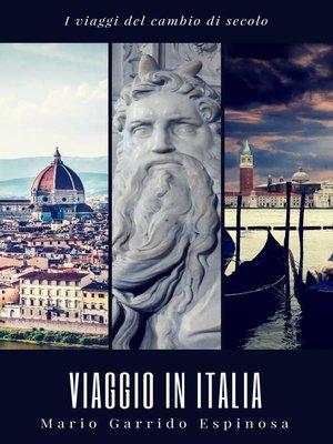 cover image of Viaggio in Italia