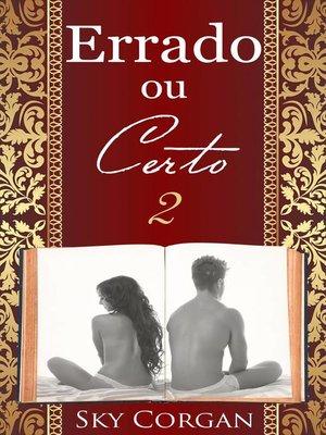 cover image of Errado ou Certo