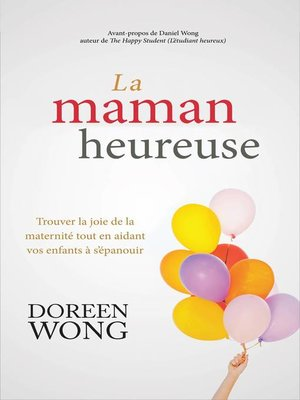 cover image of La maman heureuse