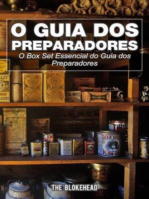 cover image of O Guia dos Preparadores