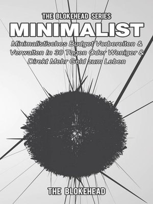 cover image of Minimalist