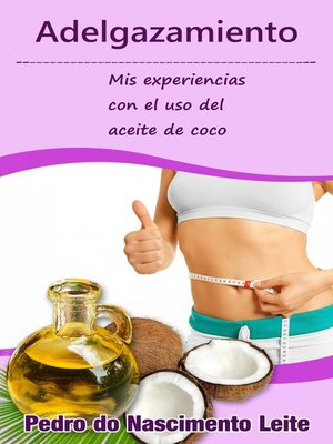 cover image of Adelgazamiento