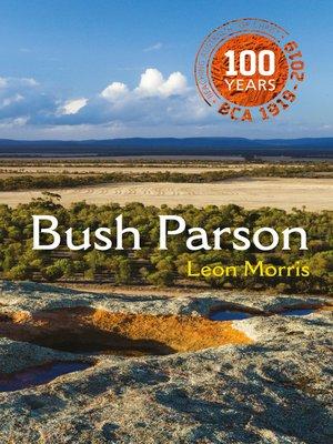 cover image of Bush Parson