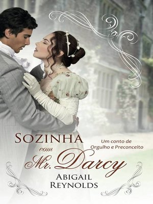 cover image of Sozinha com Mr. Darcy