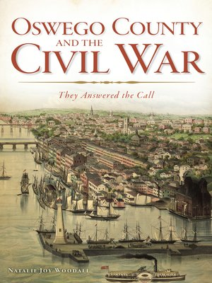 cover image of Oswego County and the Civil War
