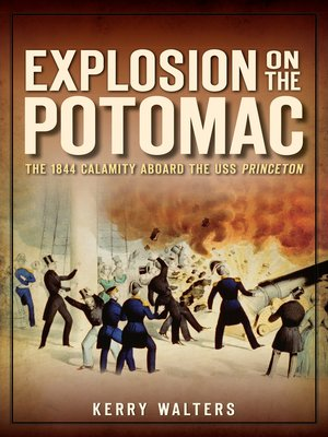 cover image of Explosion on the Potomac