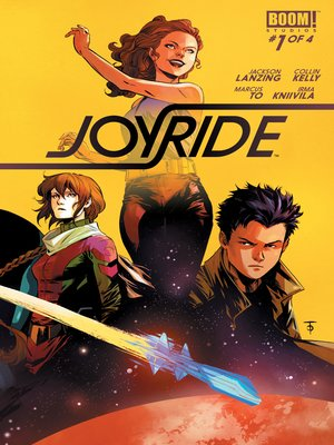 cover image of Joyride #1