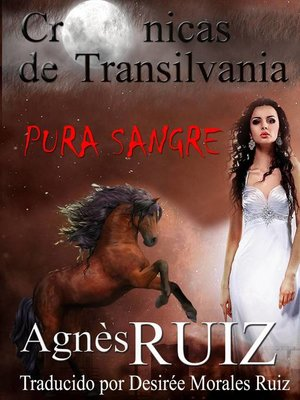 cover image of Pura sangre