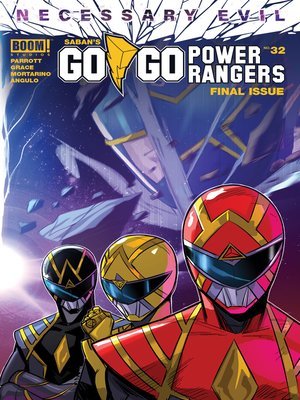 cover image of Saban's Go Go Power Rangers, Issue 32